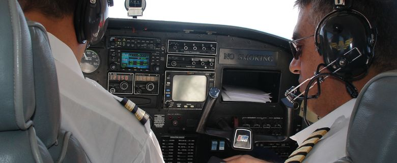 Commercial Pilot Integrated Training Course