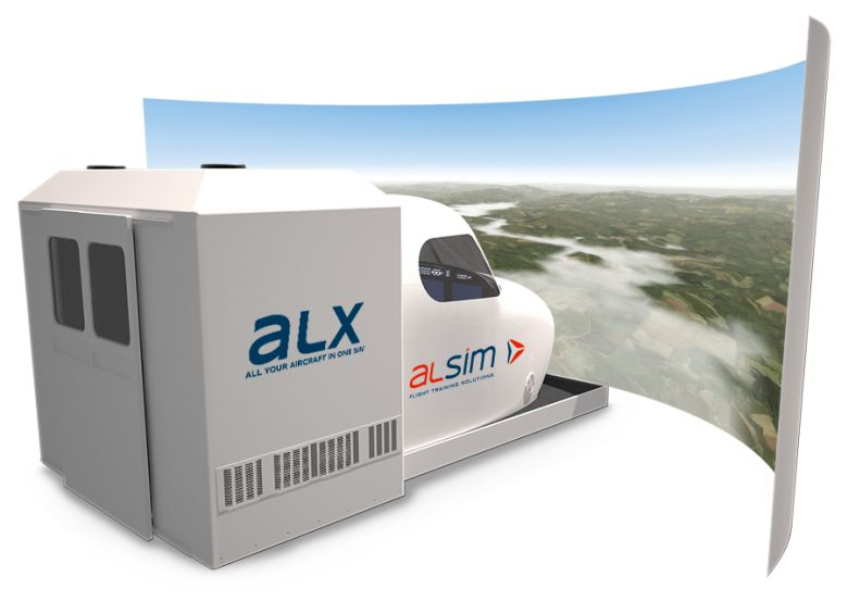 New cooperation with AL SIM Simulator manufacturer